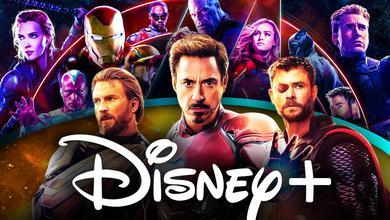 Disney+, Iron Man, Captain America, Thor, MCU