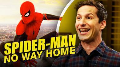Brooklyn Nine Nine Spiderman Far From Home