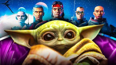 Baby Yoda Bad Batch