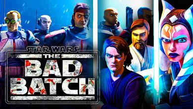 Star Wars: The Bad Batch, The Clone Wars