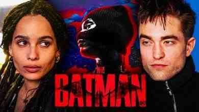 Batman, Zoe Kravitz, Catwoman, Robert Pattinson