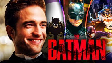 The Batman Robert Pattinson DC Comics