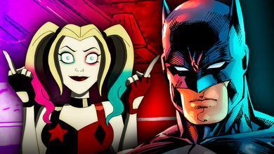 Harley Quinn Batman Animated Show