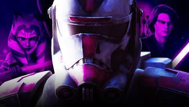 Ahsoka, Trooper, Anakin