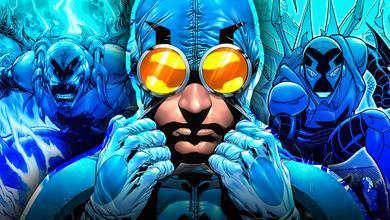 DC Blue Beetle