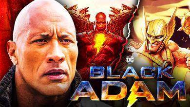 Hawkman, Black Adam, DCU