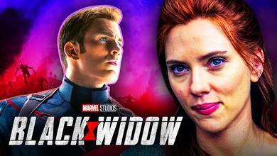 Black Widow Captain America
