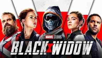 Black Widow Scarlett Johannson Characters