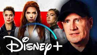 Black Widow Disney Plus Kevin Feige