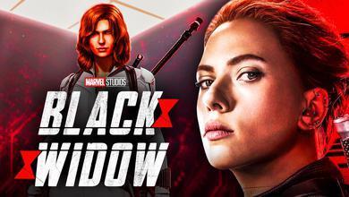 black widow marvels avengers