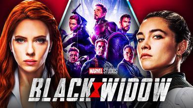 Black Widow Yelena Belova Avengers
