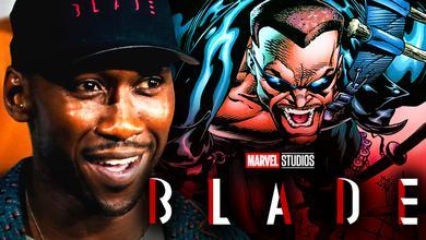 Mahershala Ali's Blade, Marvel Studios