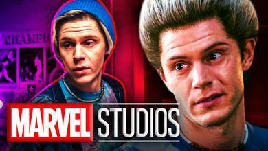Evan Peters Ralph Bohner Marvel Studios