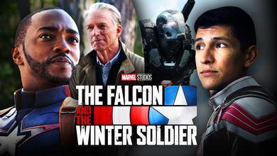 Falcon and Winter Soldier Captain America