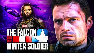 Falcon and Winter Soldier Bucky White Wolf