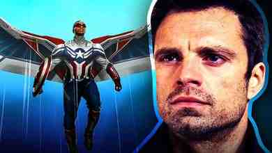 Sebastian Stan, Bucky Barnes, Sam Wilson, Captain America