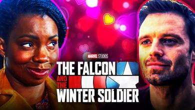 Falcon and Winter Soldier Bucky Barnes Sarah Wilson Sister