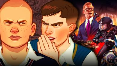 Bully Characters and GTA 5
