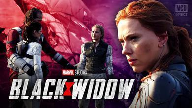 Black Widow is heavily focused on family