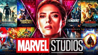 Black Widow Marvel Movie Posters