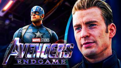 Captain America, Chris Evans, Avengers: Endgame