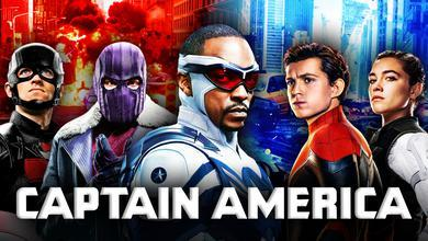Captain America 4 Sam Wilson Title