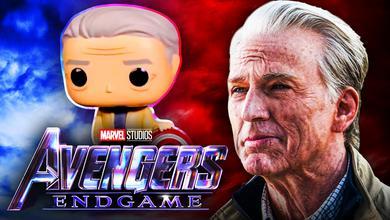 Avengers Endgame Captain America Funko