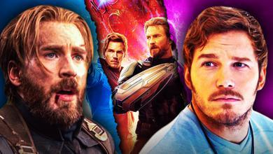 Captain America Star-Lord