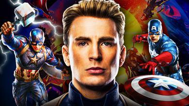 Captain America Steve Rogers What If