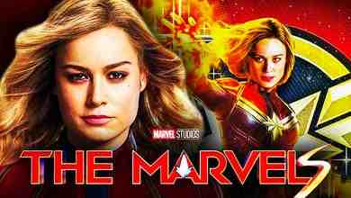 The Marvels Captain Marvel