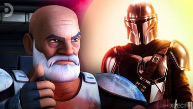 Captain Rex May Appear in The Mandalorian Season Two, Portrayed by Temuera Morrison