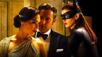 Zack Snyder Batman Catwoman