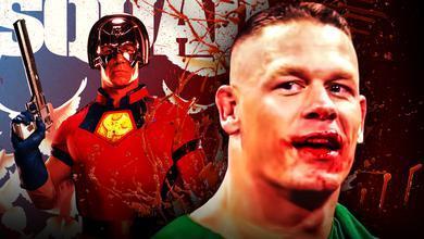 John Cena Peacemaker Bloody