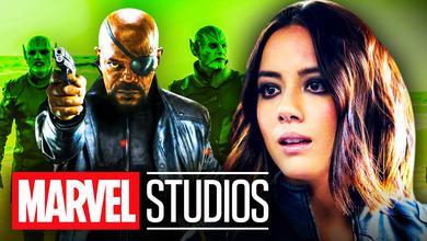 Chloe Bennet, Daisy Johnson, Secret Invasion, Marvel Studios