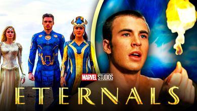 Chris Evans Fantastic Four MCU Eternals