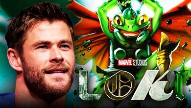 Frog Thor