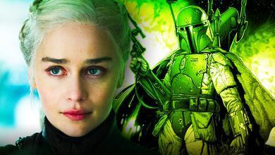 Emilia Clarke Qi'ra Star Wars
