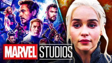 Emilia Clarke Avengers Endgame