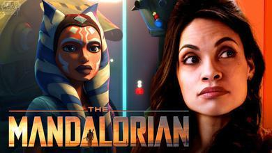 Rosario Dawson Reportedly Cast As Ahsoka Tano In The Mandalorian Season 2