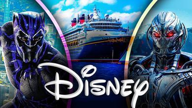 Black Panther Ultron Disney Cruise