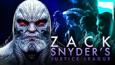 Darkseid Justice League design