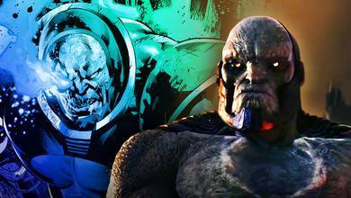 Darkseid comic, Darkseid in Snyder Cut