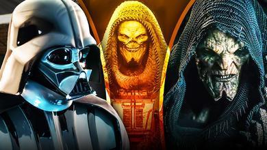 Darth Vader, DeSaad Concept Art, DeSaad Justice League