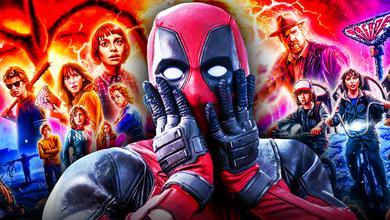 Deadpool 3 MCU Stranger Things