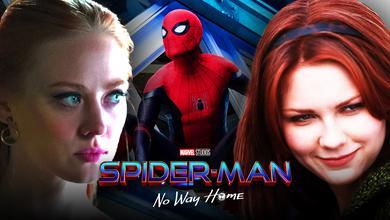 Karen Page, Mary Jane Watson, Spider-Man, Daredevil, No Way Home, Kirsten Dunst, Deborah Ann Woll