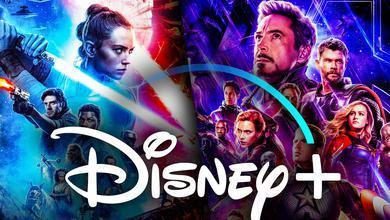 Star Wars Avengers Disney Plus