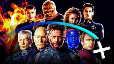 Fox, X-Men, Fantastic Four, Disney+