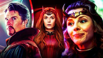 Sylvie, Sophia Di Martino, Doctor Strange 2, Scarlet Witch