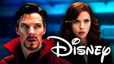 Doctor Strange, Black Widow, Disney