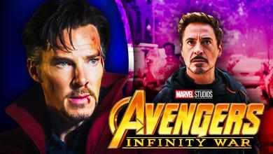 Iron Man, Doctor Strange, MCU, Avengers